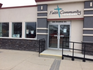 Faith Community Church begins a sponsorship of a refugee family.